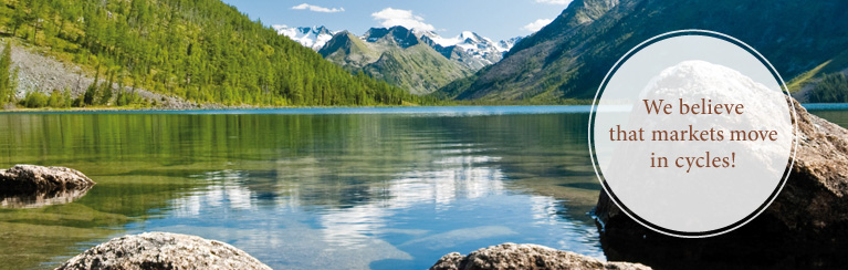 Multinskoe Lake, Altay, Russia